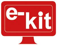 e-kit logo